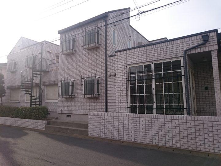 足利市堀込町U様邸 屋根、外壁塗装工事