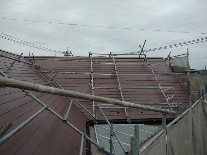 足利市 K様邸 屋根、外壁塗装