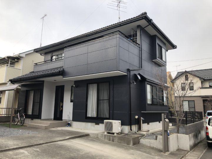 太田市 外壁塗装 S様邸